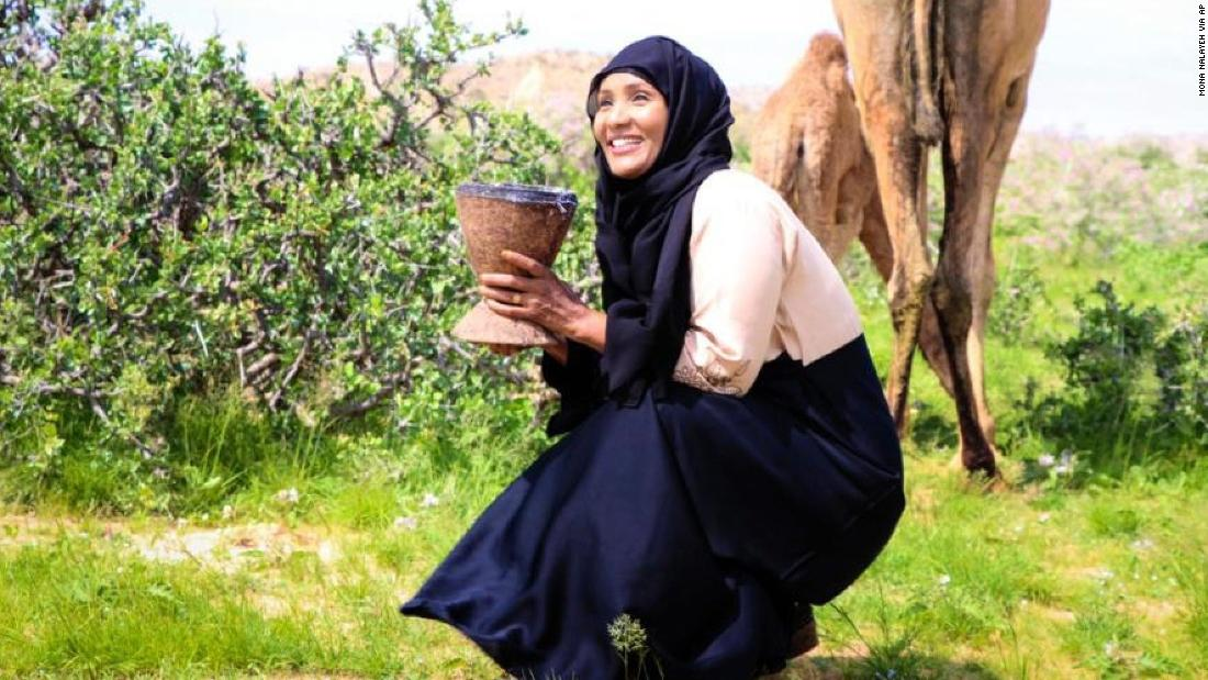 Hodan Nalayeh: How she became a voice of a generation of Somalis - CNN