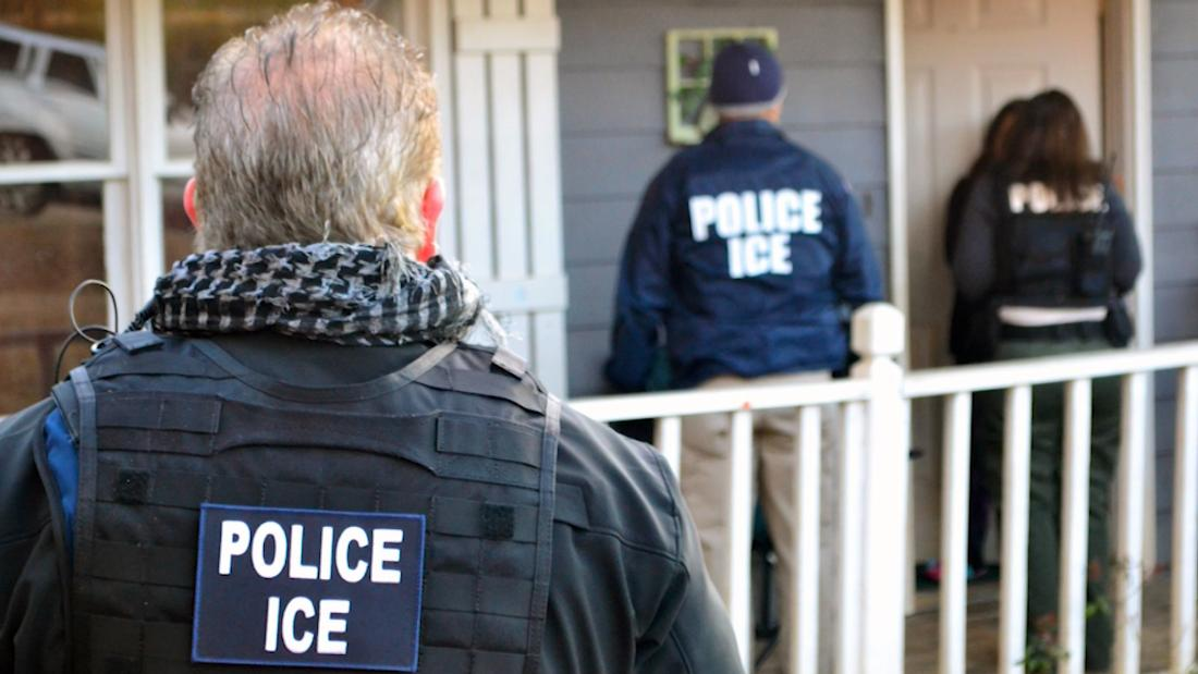 35 arrested in ICE operation that targeted 2,000 - CNNPolitics