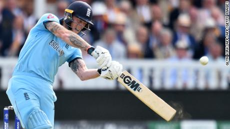 Ben Stokes produced a heroic innings to fire England to World Cup glory.