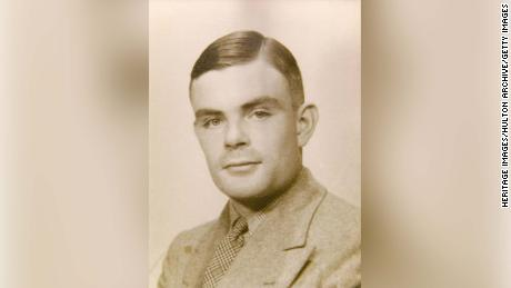 Alan Turing, in a photograph from the 1930s.