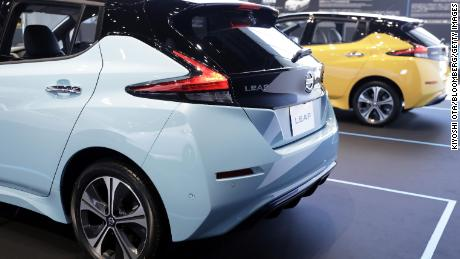 The new Nissan Leaf goes farther and sells for a lower price than the previous model -- an industry trend that's expected to continue.