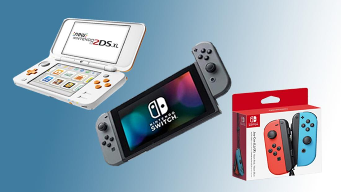 Score big savings on the Nintendo Switch, games and accessories for Prime Day