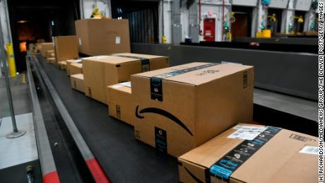 Amazon & # 39; s incredible, disappearing cardboard box