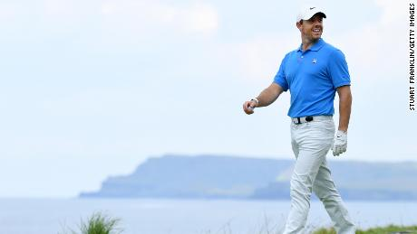 Rory McIlroy set the course record of 61 at Royal Portrush as a 16-year-old.
