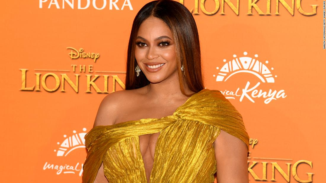Beyonce pays tribute to Africa with new 'The Lion King: The Gift' album - CNN