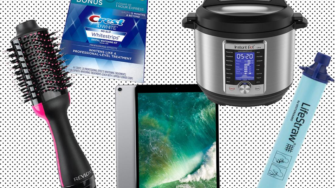 The 15 best-selling items from Prime Day