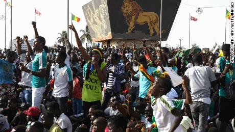 Senegal fans are dreaming of a first ever AFCON triumph.