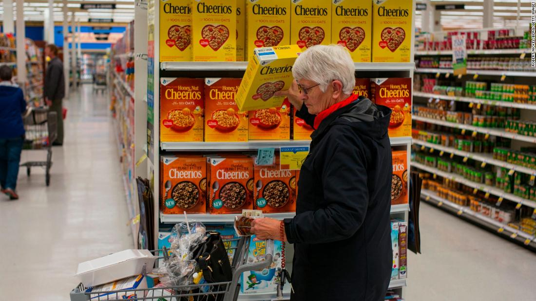 General Mills is betting that kids and older people will help save cereal - CNN