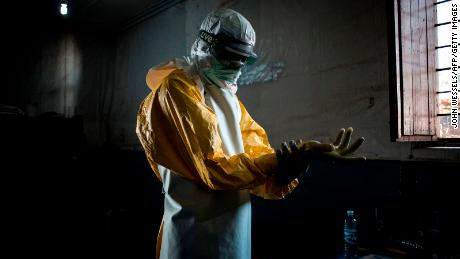 The battle against Ebola is far from over