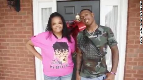Mecole Hardman Jr. surprises his mother with a house