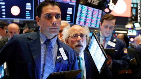 Dow falls before Fed decision