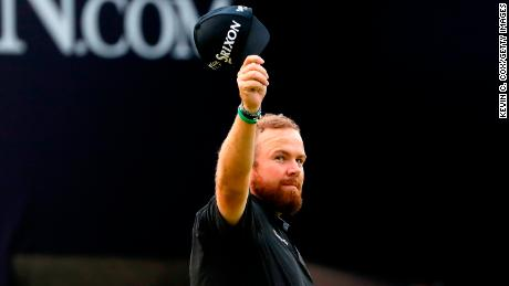 Ireland's Lowry breezes to victory at The Open