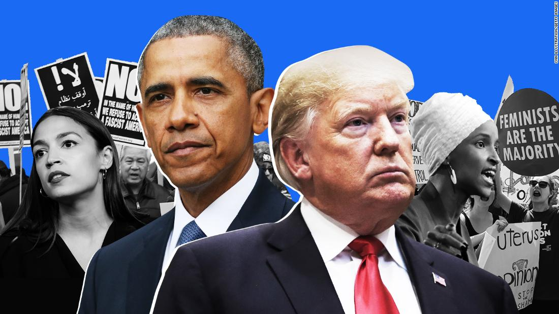 Trump is bringing more change than Obama ever could - CNN