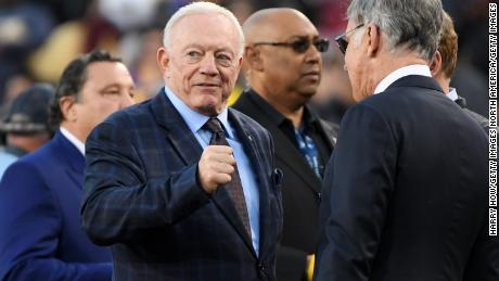 Cowboys remain world's most valuable sports franchise, valued at $5 billion
