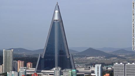 Ryugyong Hotel: The story of North Korea's 'Hotel of Doom'