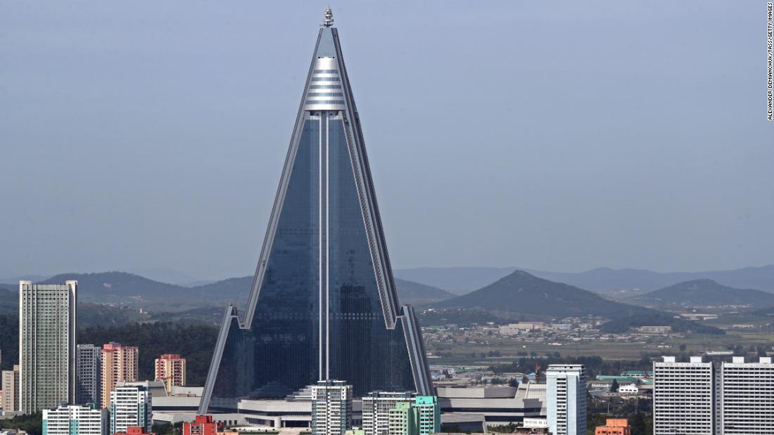 Ryugyong Hotel: The story of North Korea's 'Hotel of Doom'