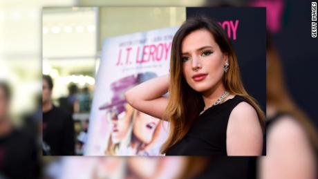 Bella Thorne becomes first to earn $  1 million in a day on OnlyFans
