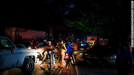 Venezuela hit by new blackout