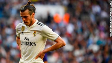 Florentino Perez reportedly vetoed Bale's transfer to China.