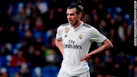 Bale, who plays for the Welsh national team, looks set to leave the club.