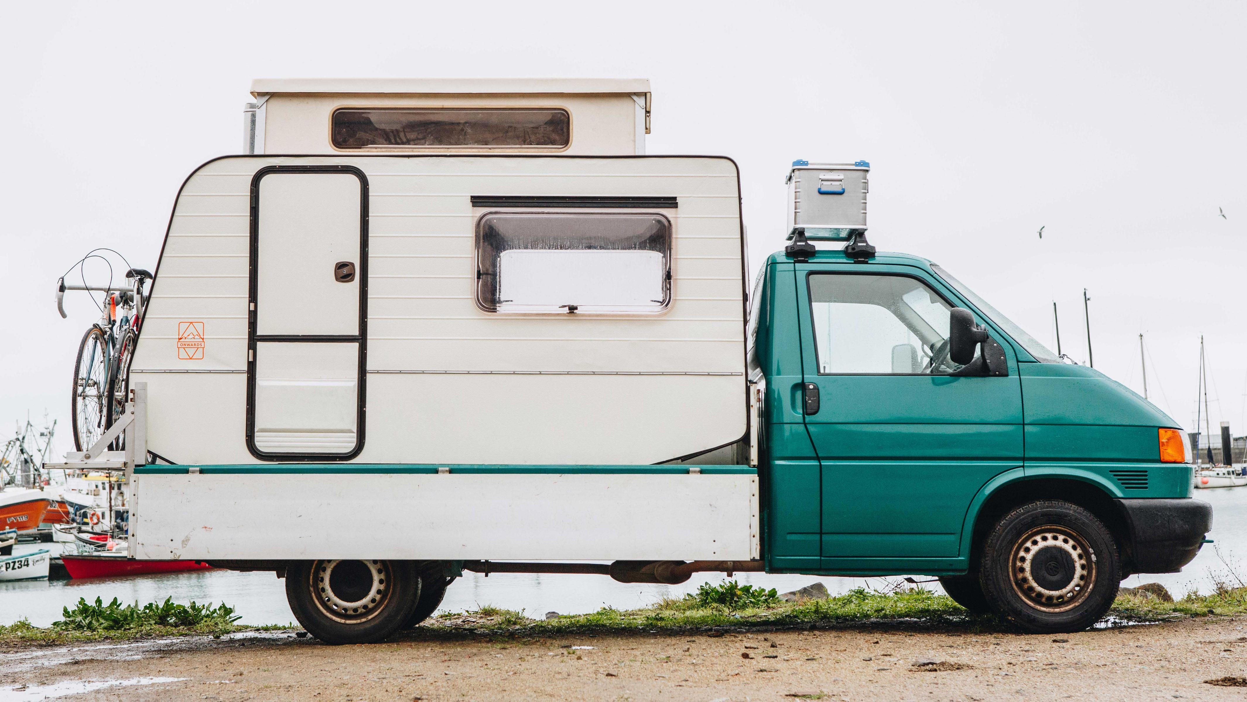 What it's really like to travel the world in a camper van