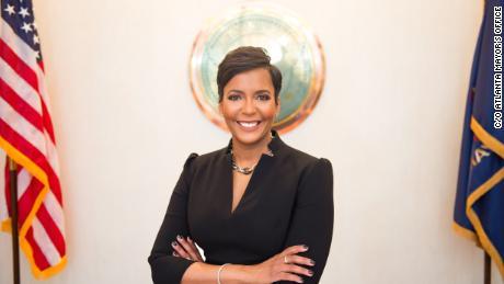Atlanta Mayor Keisha Lance Bottoms