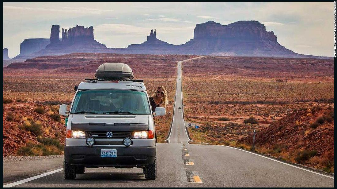 Why #VanLife isn't as perfect as you might think