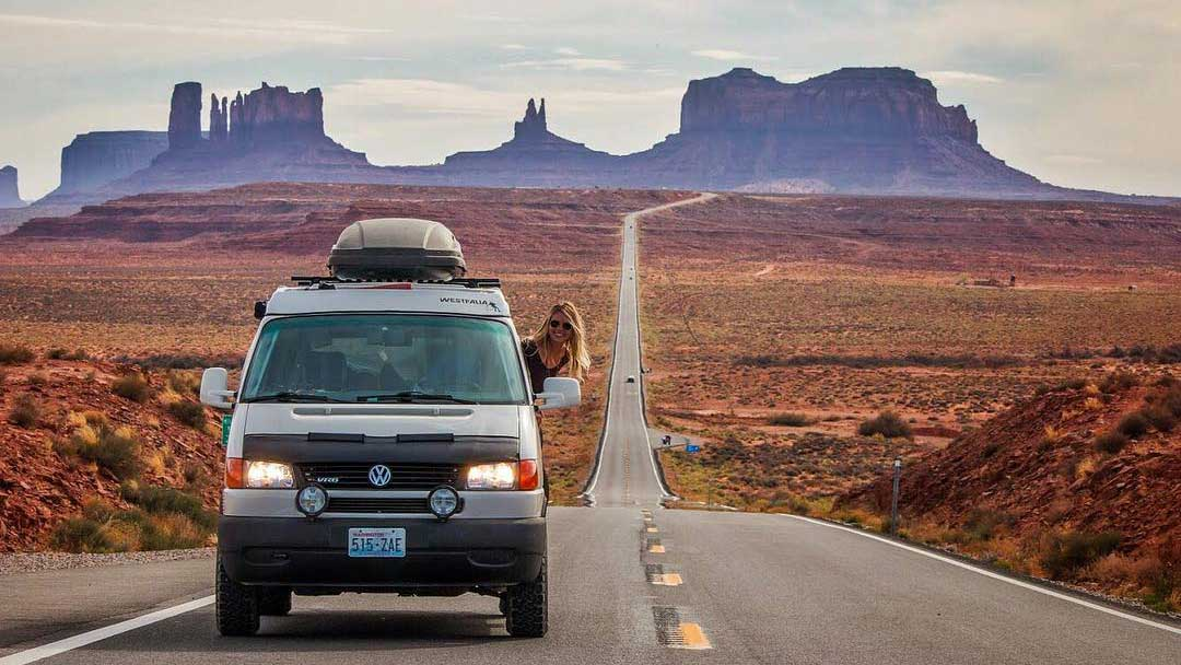 What It S Really Like To Travel The World In A Camper Van Cnn Travel