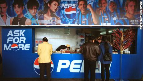 PepsiCo buys stake in one of China's biggest natural food companies
