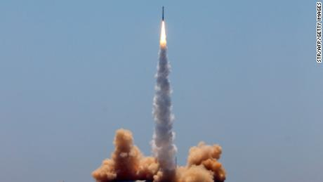 China makes first successful private orbital rocket launch   AP business