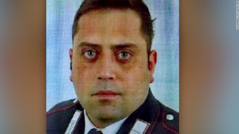 Americans confess to stabbing police officer to death in Rome, authorities say