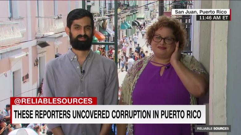 'Relief and joy' in Puerto Rico as governor announces resignation