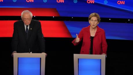 CNN Democratic Debate Round 2