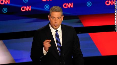 Tim Ryan says Trump's suggestion to tie gun control legislation to immigration measures is 'an absolute freaking joke'