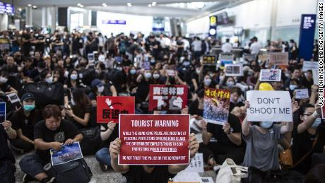 Is it safe to visit Hong Kong while the city is being rocked by mass protests?