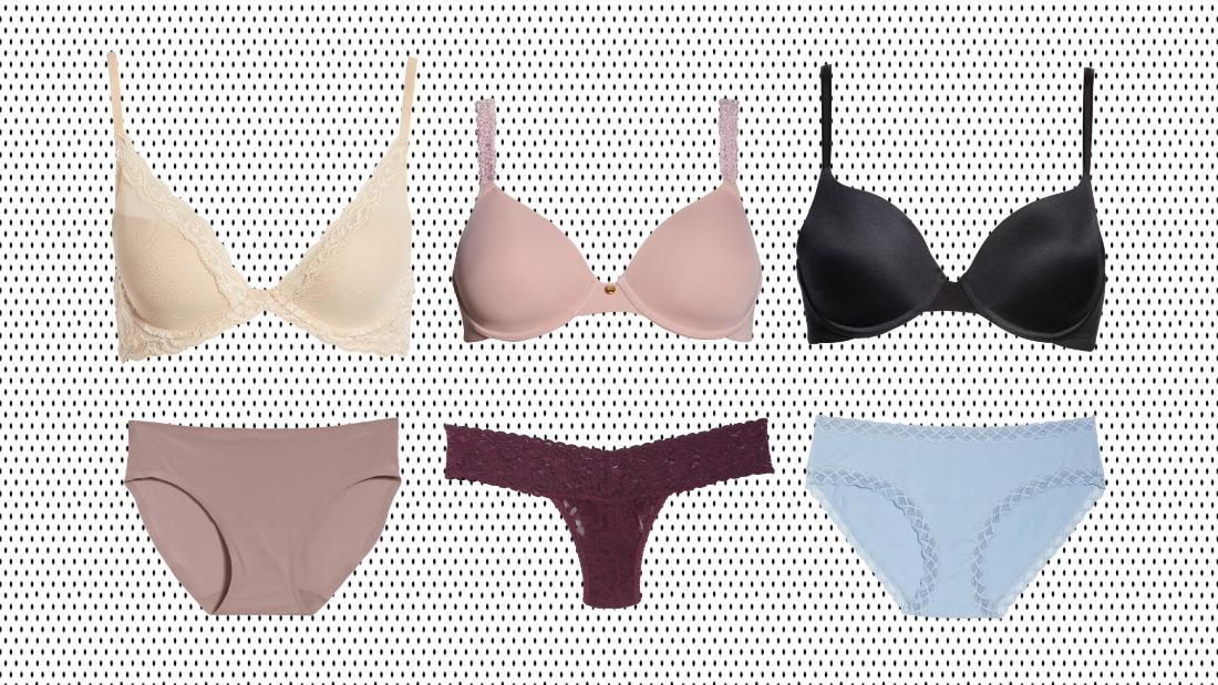 Top-rated bras, underwear and more from Nordstrom's lingerie section