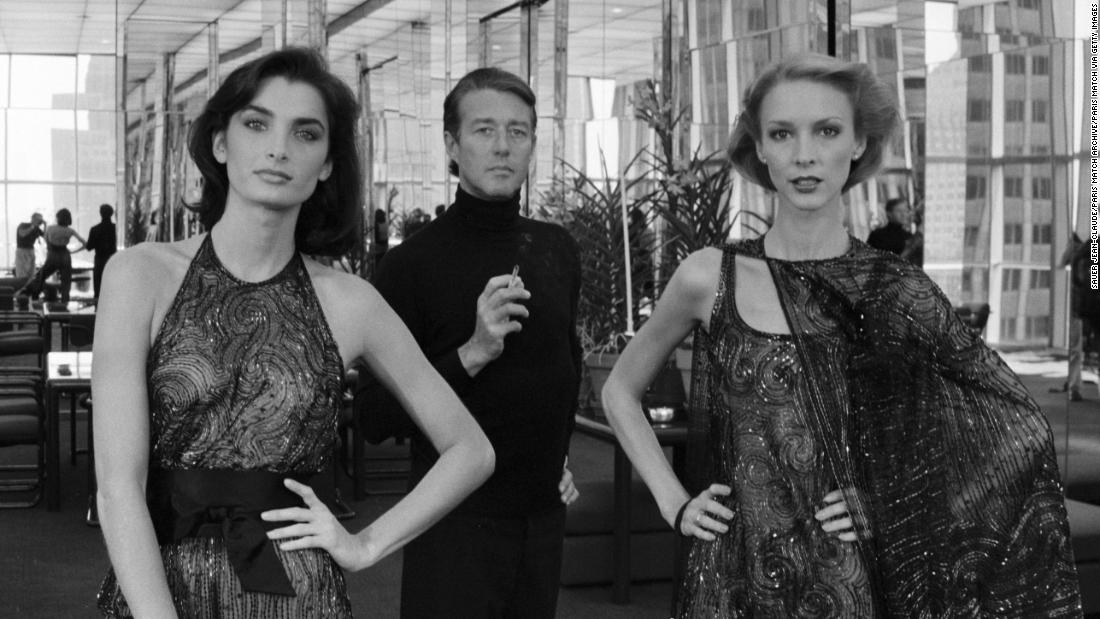 The Rise And Fall Of Halston The Man Who Redefined American Fashion Cnn Style