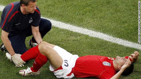 Players who start playing young might now be at greater risk of injury later on.