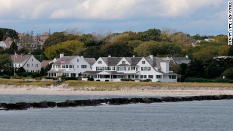 Robert F. Kennedy's granddaughter dies at family compound