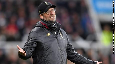 Liverpool may have to play 15 games in 43 days over the Christmas period.