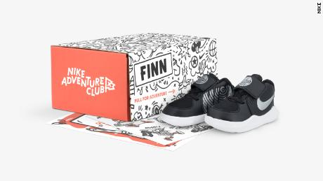 Nike Announces New Sneaker Subscription Service for Kids