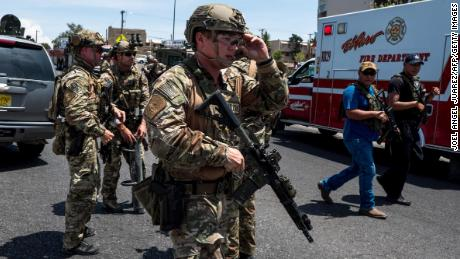 20 people killed in El Paso shooting, Texas governor says