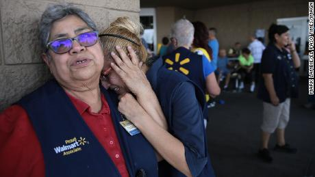 Death Toll in El Paso Walmart Mass Shooting Increases to 22