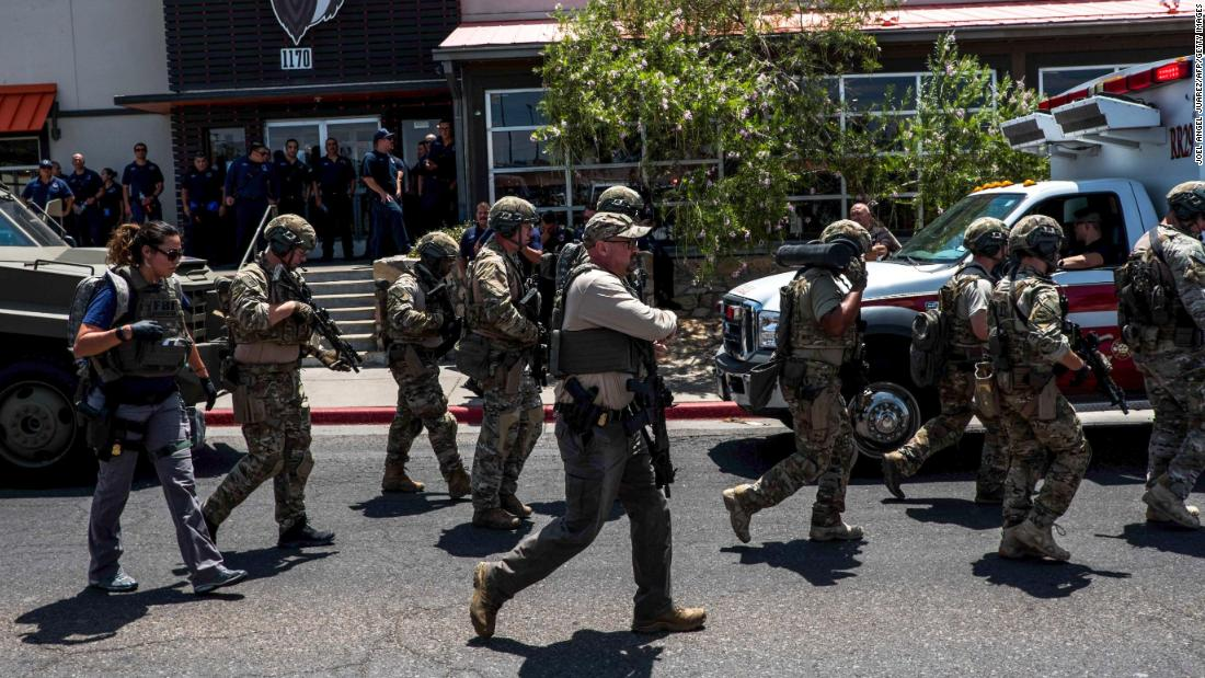 Death toll in El Paso mass shooting rises