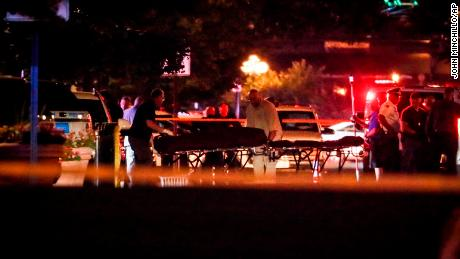 9 dead, 26 injured in a shooting in Dayton, Ohio