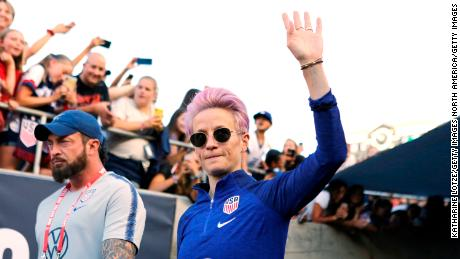Talks break down between USWNT and US Soccer over equal pay