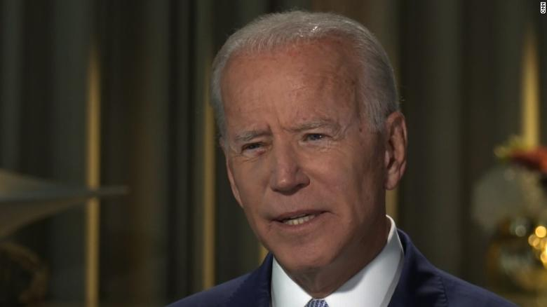 Biden: Trump 'Aligned Himself With The Darkest Forces In This Nation'