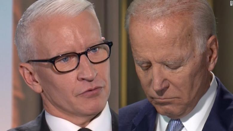 Joe Biden accuses Donald Trump of 'using the language' of white nationalism