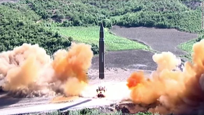 North Korea launches 2 projectiles after offering talks with U.S.