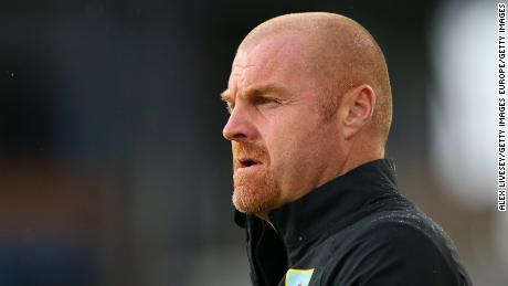 Sean Dyche was appointed Burnley manager in 2012.
